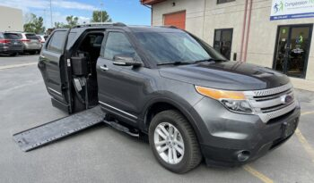 2015 Ford Explorer Wheelchair Accessible SUV full